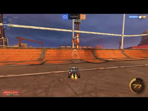 double tap ceiling shot