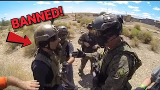 Top 10 Worst Airsoft RAGE/Fails/Flipouts Of All Time! PT 2