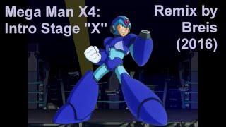 """Breis - Mega Man X4: Intro Stage """"X"""" (2016)"""