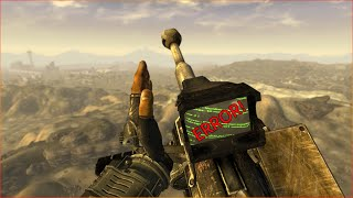 Fallout: New Vegas - All Weapons Jamming Animations Showcase (All DLCs Included)