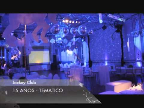 Download link youtube the planner tv 15 a os jockey club for Ambientacion 15 anos