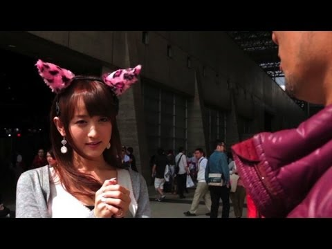 Putzige Gedankenleser: Bionische Katzenohren erobern Japan
