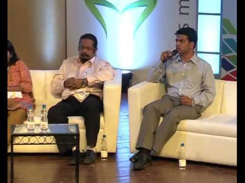 Print Summit 2012 : Panel B Print buyers – Anchored by Ramesh Kejriwal and Siddharth Kejriwal – Parksons Packaging Part 1