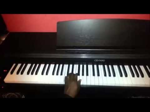 How to play an easy Pop Reggae on Piano