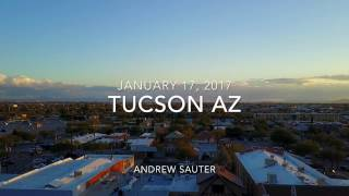 FINALLY GOT THE DRONE OVER TUCSON!
