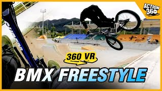 [Action 360] The Extravagant Stunts of 'BMX Freestyle'! People Who Challenge Their Limits!