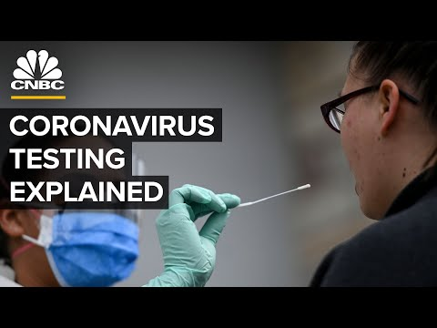 Download How Coronavirus Antibody, Genetic And Antigen Tests Work Mp4 HD Video and MP3