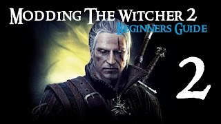 WITCHER 2 - Beginners Guide to Modding 2 - Dynamic HUD