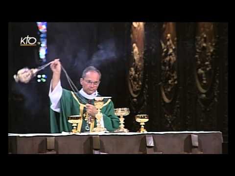 Messe du 10 août 2014