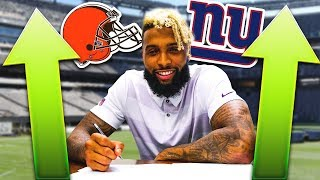 5 Reasons Why the Browns WON the Odell Beckham Trade... and 5 Reasons the Giants WON