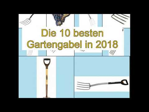 Die 10 besten Gartengabel in 2018