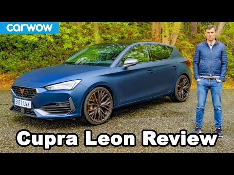 Cupra Leon 2021 review - better than a Golf GTI Clubsport?!