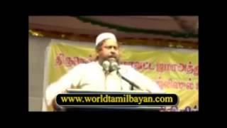 preview picture of video 'தௌஹீதை போதித்தது வஹாபிகளா  வலிமார்களா    World Tamil Bayan'
