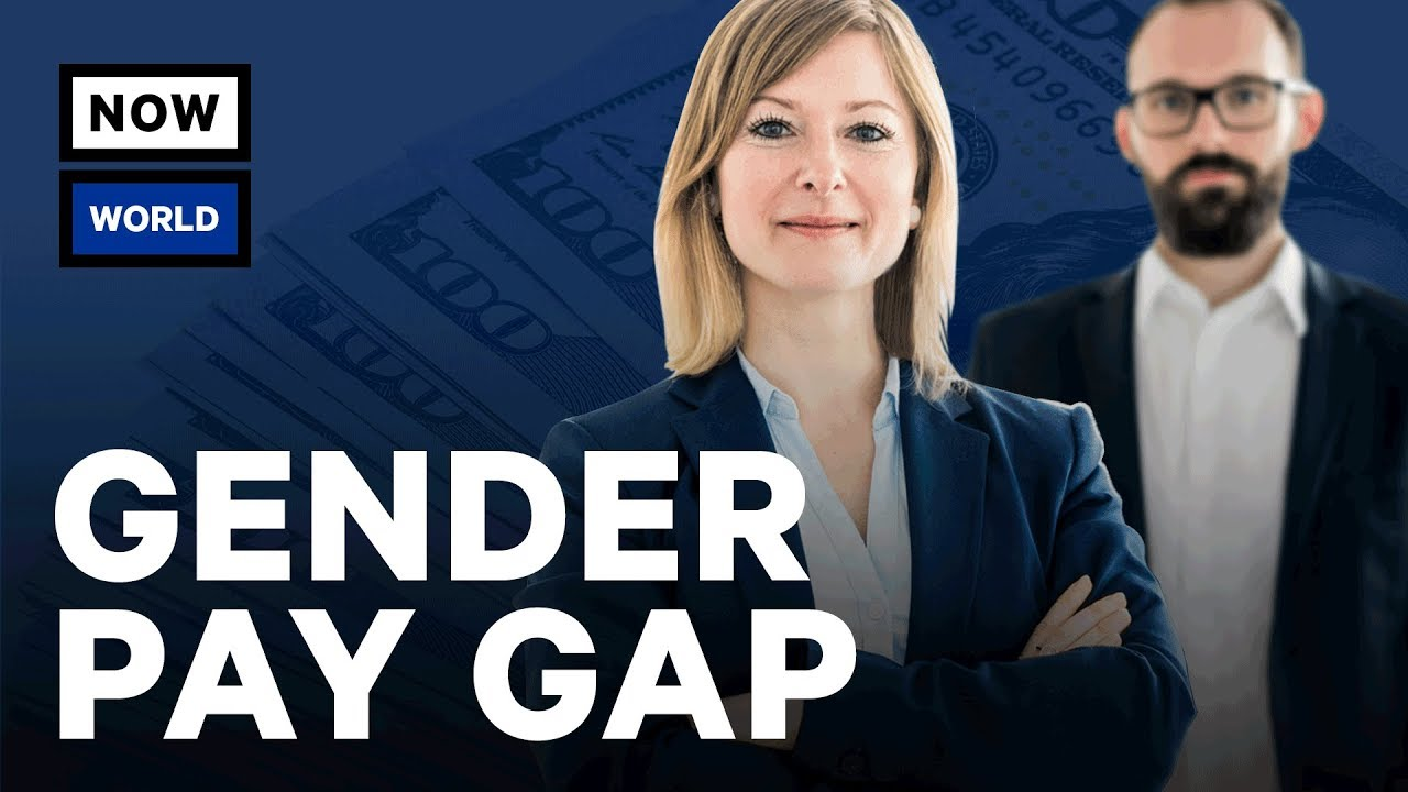 Why Are Countries Reporting Their Gender Pay Gap? | NowThis World thumbnail