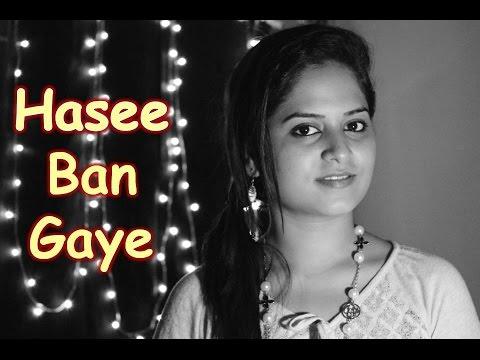 Hasi Ban Gaye Cover By Amrita Nayak