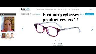 Firmoo eyeglasses product review!!!
