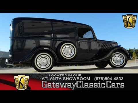 Video of '36 Sedan - KF5P