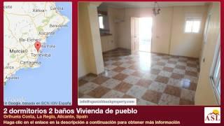 preview picture of video '2 dormitorios 2 baños Vivienda de pueblo se Vende en Orihuela Costa, La Regia, Alicante, Spain'