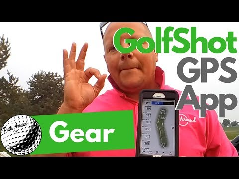GolfShot GPS App Review