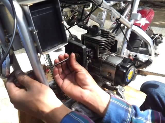 Chinese Mini Chopper 49cc Wiring Diagram - List of Wiring ... on