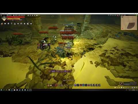 BDO - Aakman Temple (Ninja) 1hr grinding - смотреть онлайн на Hah Life