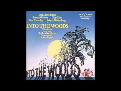Ever After Lyrics - Into the Woods musical