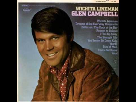 Youre My World - Glen Campbell