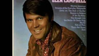 Glen Campbell - You`re My World ( Cilla Black )