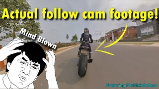 THIS MOTORCYCLE FOLLOW CAMERA IS UNREAL | UNBOXING