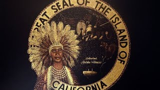 THE STORY OF QUEEN CALIFIA, AND THE CALIFORNIA BLACK ABORIGINES