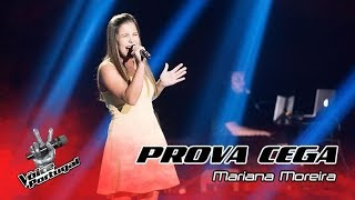 "Mariana Moreira - ""One Night Only"" | Prova Cega | The Voice Portugal"