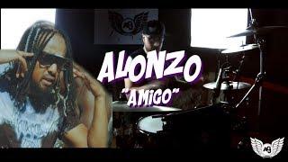 Alonzo   Amigo Ft.DJ Spike Miller   Drum Remix ( The Jungle Drummer)