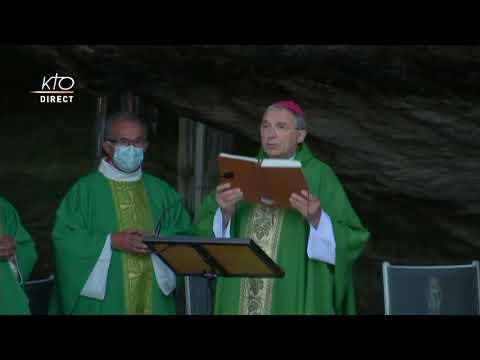Messe du 17 septembre 2020 à Lourdes
