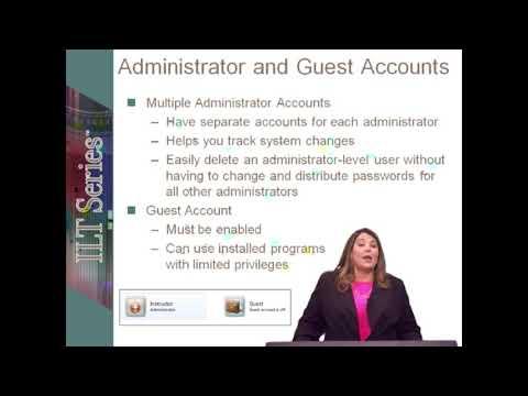 Microsoft Windows 7 Advanced - Video Training Course | John ...