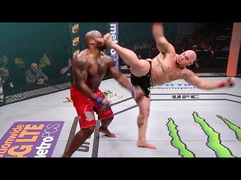 10 MOST UNUSUAL KNOCKOUTS IN SPORTS