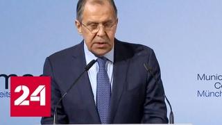 Сергей Лавров: блокада радикалами Донбасса - недопустима