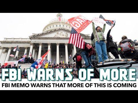 FBI Memo Warns That More Is Coming