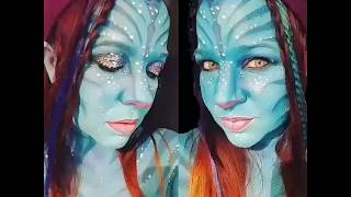 Avatar Body Paint