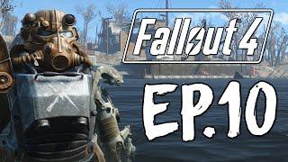 Fallout 4 - Очень Много Радиации! #10