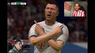 FIFA21: Abdou Harroui VS Thomas de Zeeuw