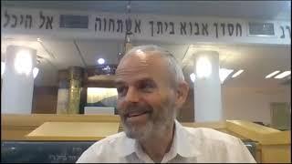 """מצוות הבן על האב - בין בבלי לירושלמי (י""""ט בסיון תש""""פ)"""