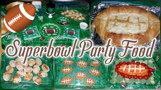 🏈WHOS READY FOR SOME FOOTBALL🏆 | 🏉SUPERBOWL SUNDAY FOOD🍗🍻