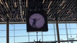 Die besten 100 Videos Uhr im Amsterdamer Flughafen