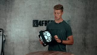 About the new Control ball v2 - Top Quality ball for freestyle football