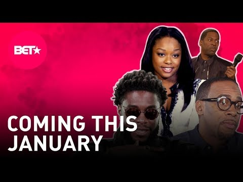 What's Hot Now? BET Networks Exclusives!