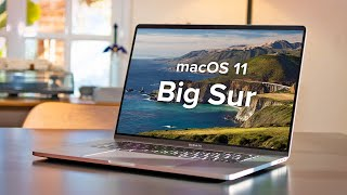MacOS Big Sur: The Most Interesting Features We Found So Far