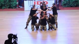 ART FORCE   Small Groups   IDO World Hip Hop Championship 2015