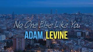 No One Else Like You // Adam Levine [SUB ESP]