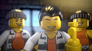 LEGO City Politie - De ontsnapping van gevangenis eiland