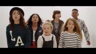KIDS UNITED   On Ecrit Sur Les Murs (Clip Officiel)